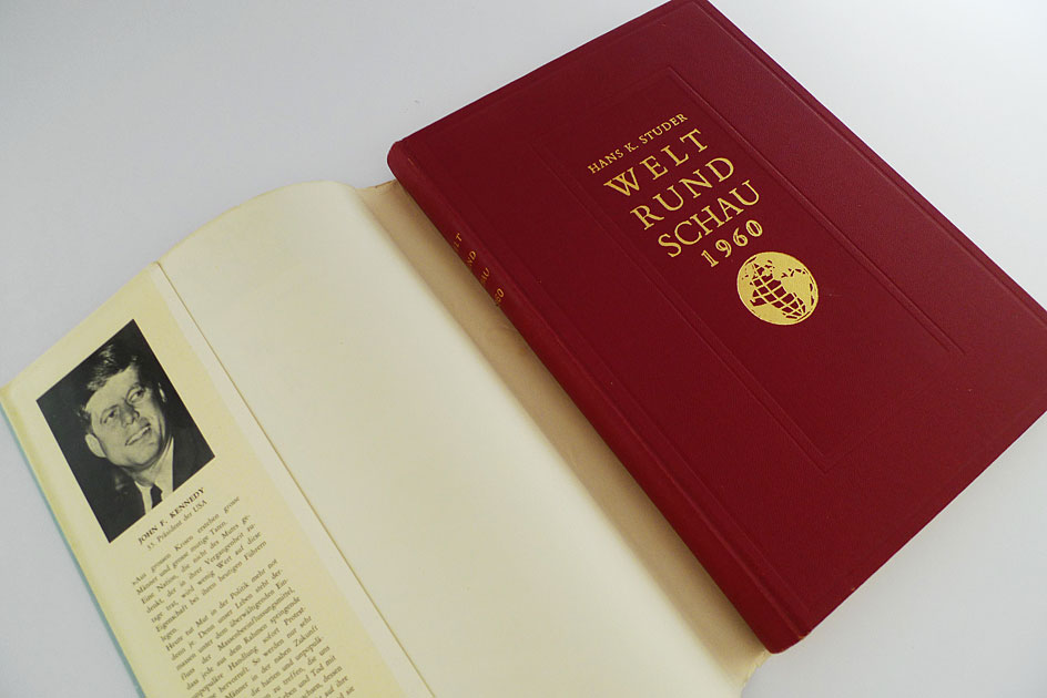 Weltrundschau 1960