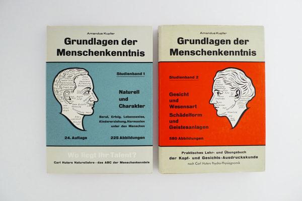Grundlagen der Menschenkenntnis; Kupfer, Amandus