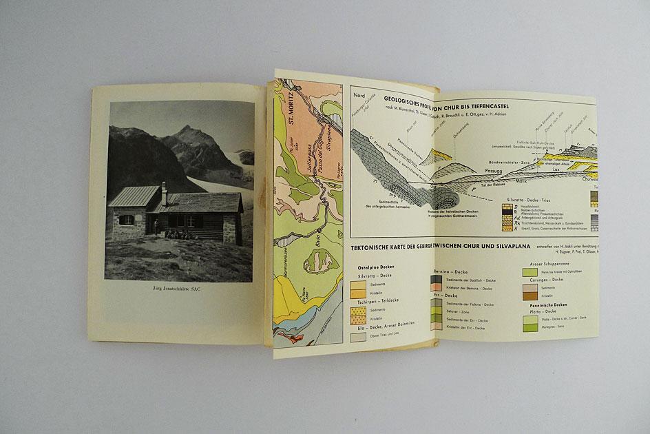 Schweizerische Alpenposten: Chur – Engadin