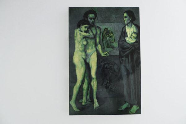 Der junge Picasso - Frühwerk und Blaue Periode