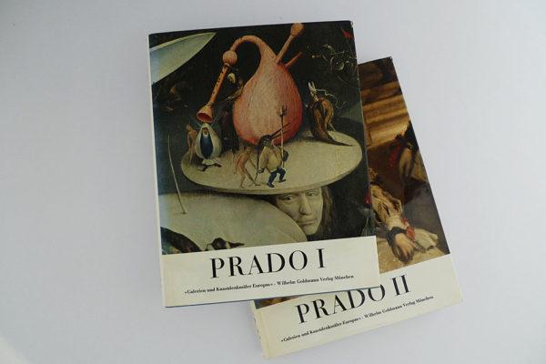 Prado - Galerien und Kunstdenkmäler Europas