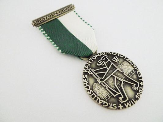 Medaille Kranzauszeichnung