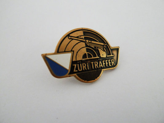 Pin Züri Träffer