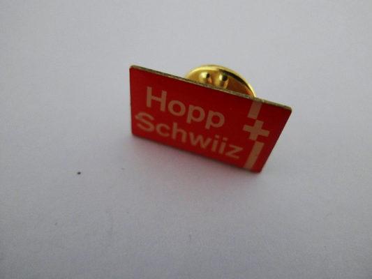 Pin Hoop Schwiiz