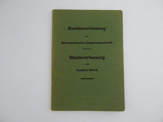 Verfassungen