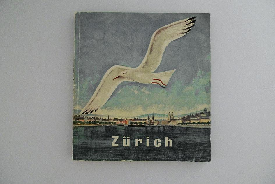 Zürich in 500 Bildern