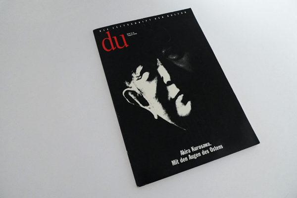 du Nr.594/1990; Akira Kurosawa