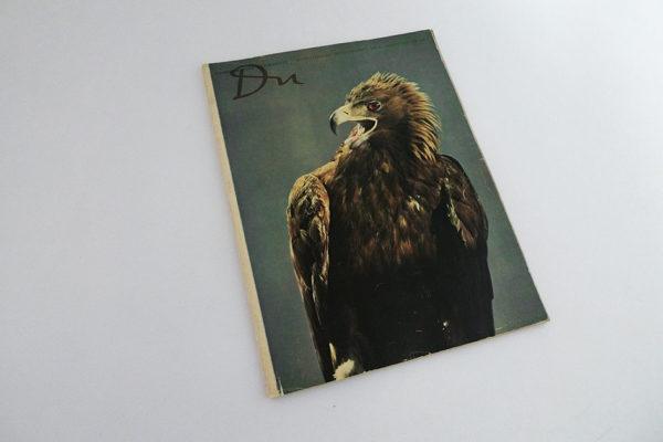 Du; 08/1943 Schweizerischer Naturschutz