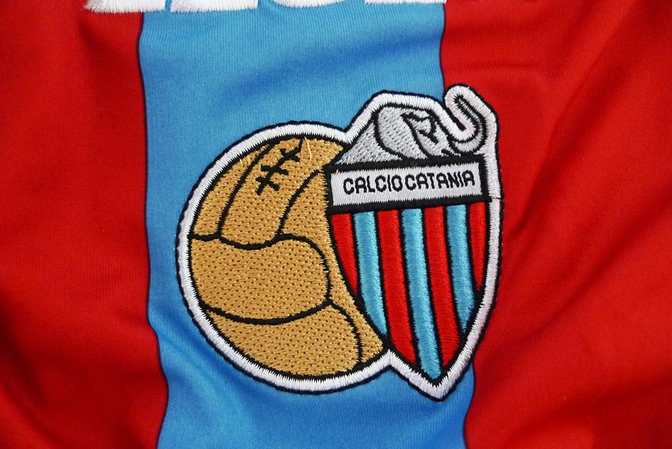 Trikot Calcio Catania