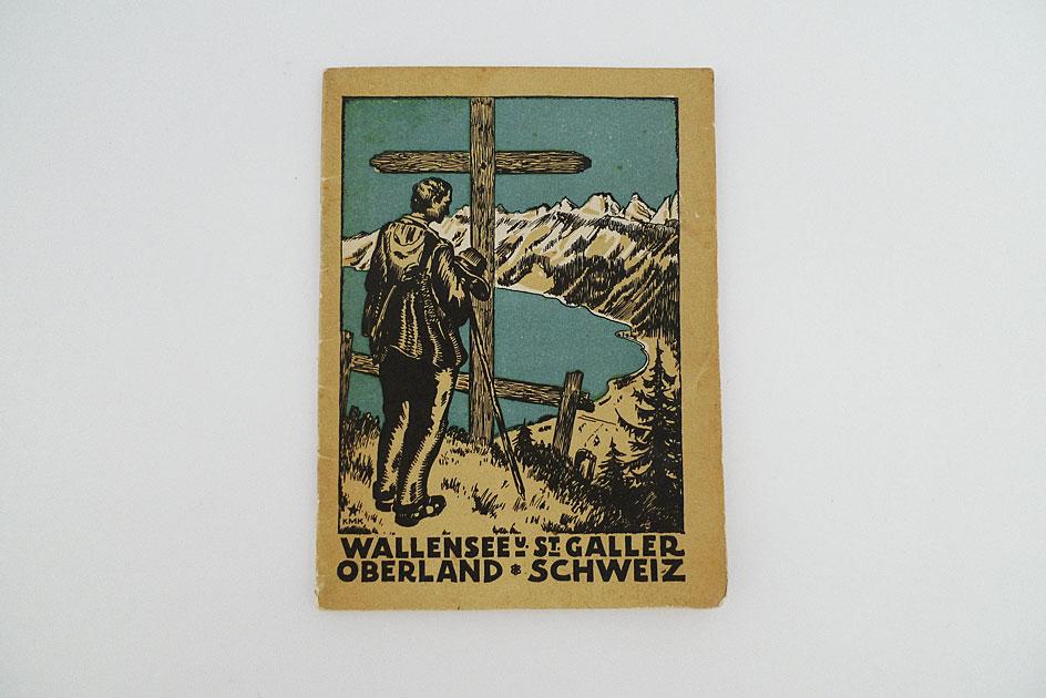 Wallensee u. St Galler Oberland Schweiz