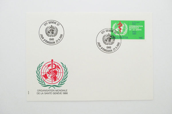 Ersttagsbrief (FDC) 27.5.1986