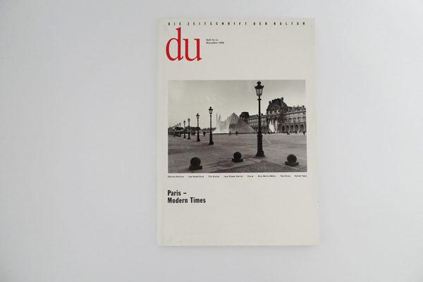 Du; Paris - Modern Times