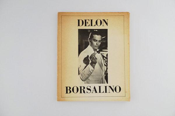 Alain Delon and Borsalino