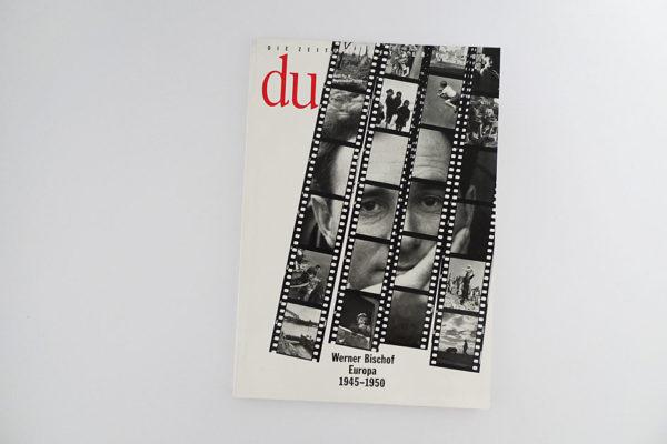 DU; Werner Bischof; Europa 1945 - 1950