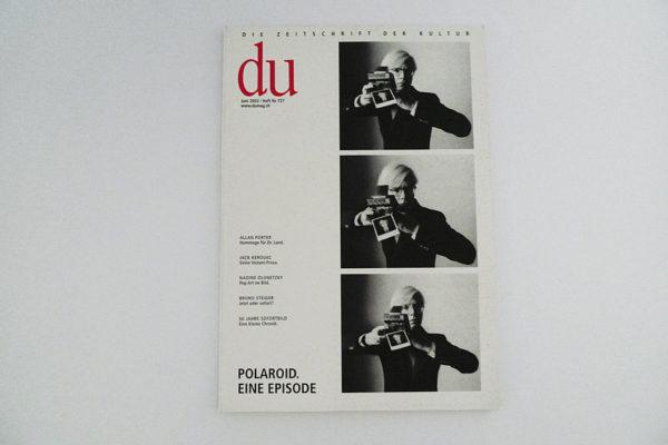du; Polaroid - Eine Episode