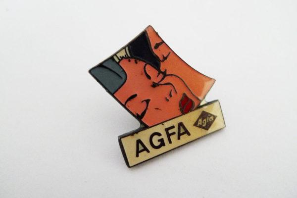Pin AGFA