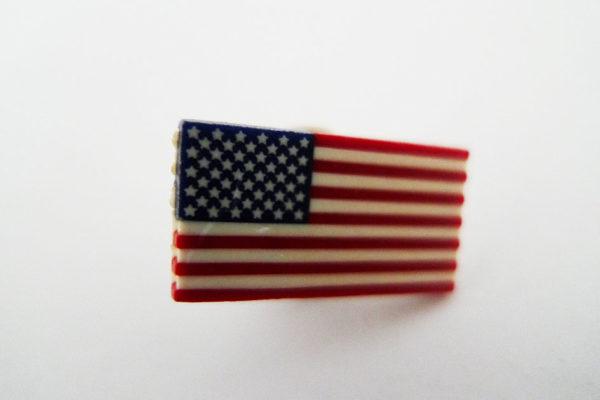Pin USA Flagge
