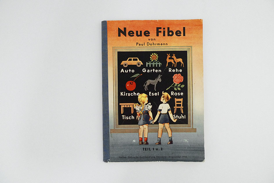 Neue Fibel, Teil 1 u. 2
