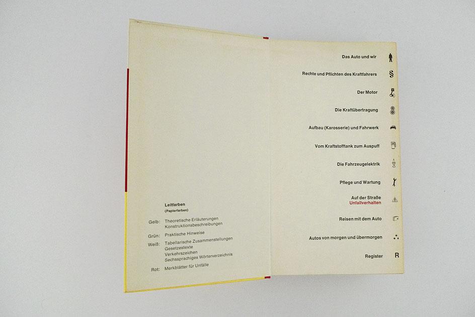 Shell Autobuch; Das Handbuch für den Autofahrer