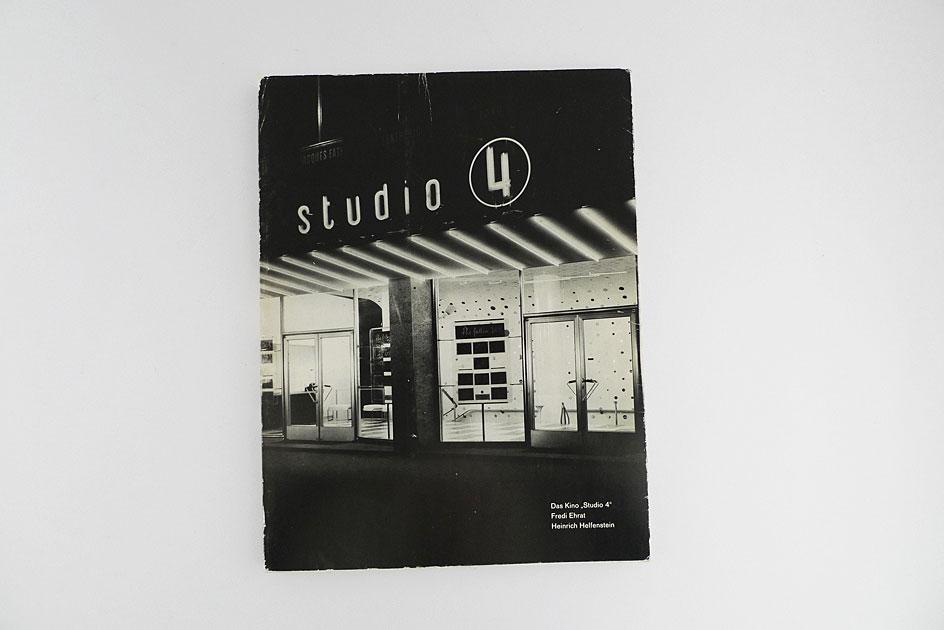 Kino Studio 4, Filmpodium, Zürich