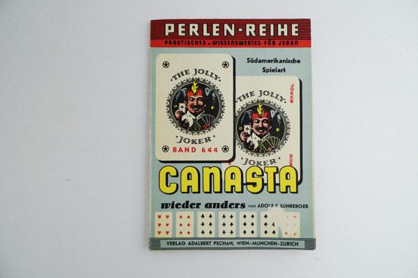 Perlen-Reihe Canasta wieder anders