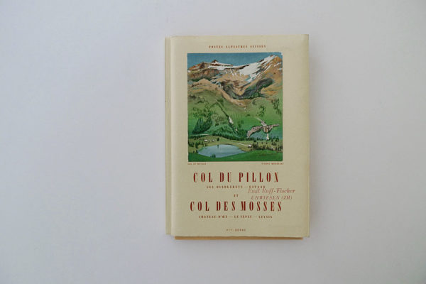 Schweizerische Alpenposten: Col du Pillon