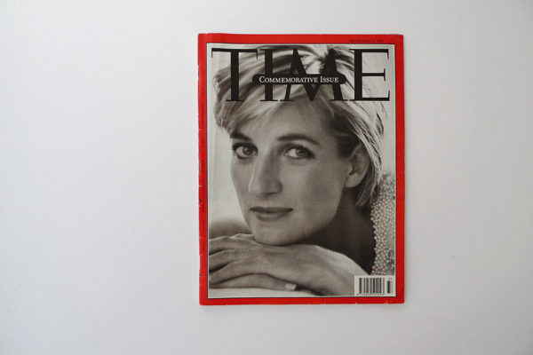 PRINCESS DIANA. Time Magazine Commemorative Issue September 15, 1997