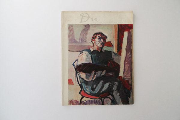 du; Panorama der jungen Schweizer Malerei