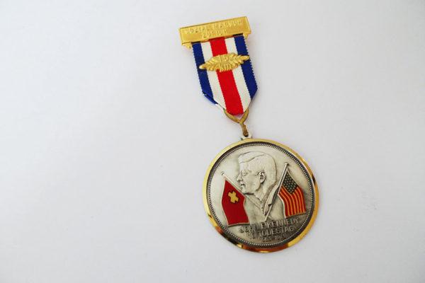 Medaille Sozial Marsch Zürich