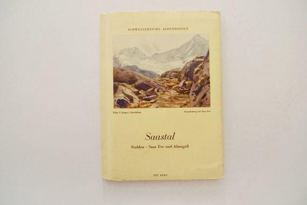 Schweizerische Alpenposten: Saastal