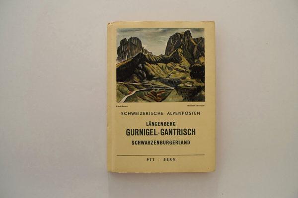 Schweizerische Alpenposten: Gurnigel-Gantrisch
