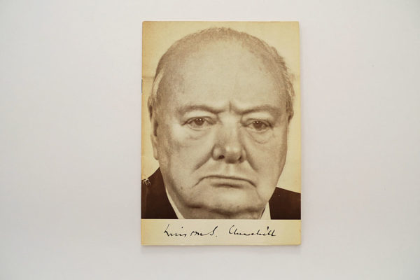 In Memoriam Winston Churchill