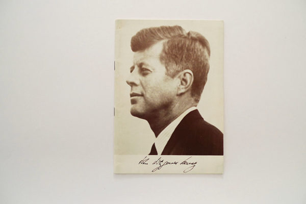In Memoriam John F. Kennedy
