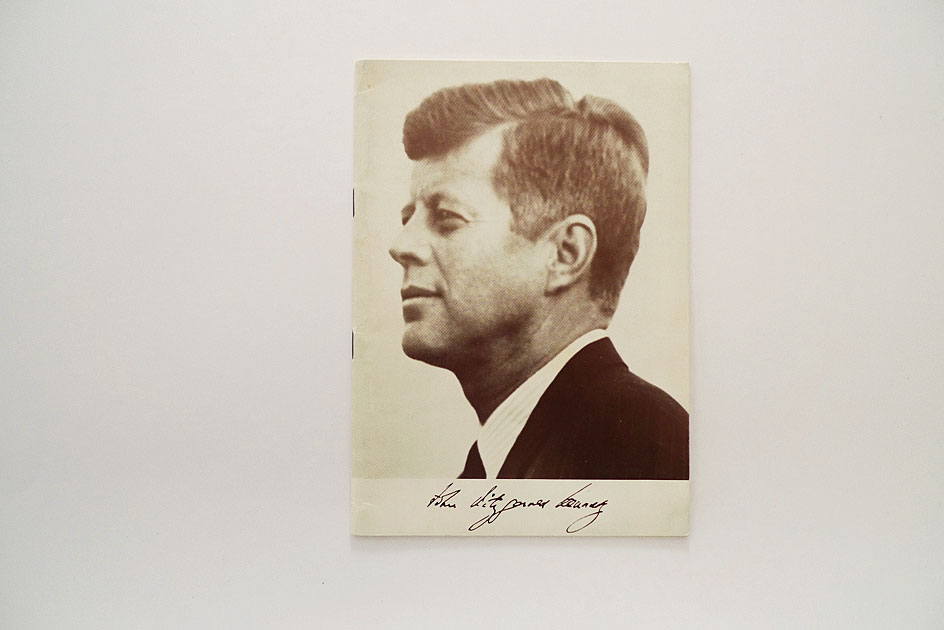 In Memoriam John F. Kennedy