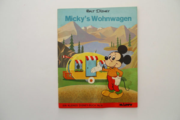 Micky's Wohnwagen