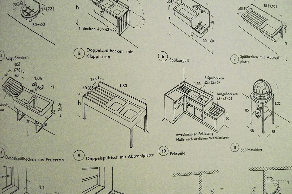 Bau – Entwurfslehre