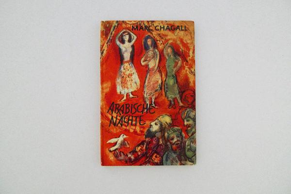 Arabische Nächte; Marc Chagall