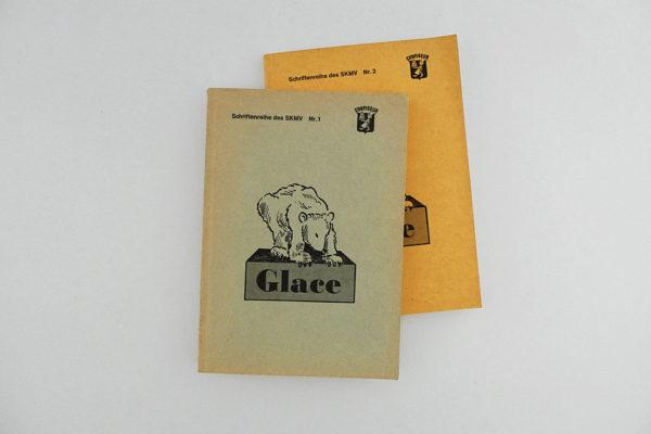 Glace; Schriftenreihe des SKMV