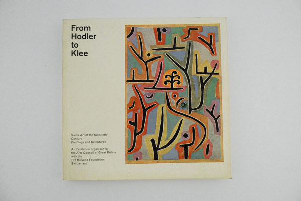 From Hodler to Klee