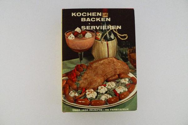 Kochen Backen und Servieren