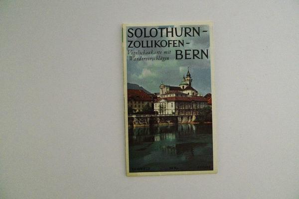 Solothurn - Zollikofen - Bern
