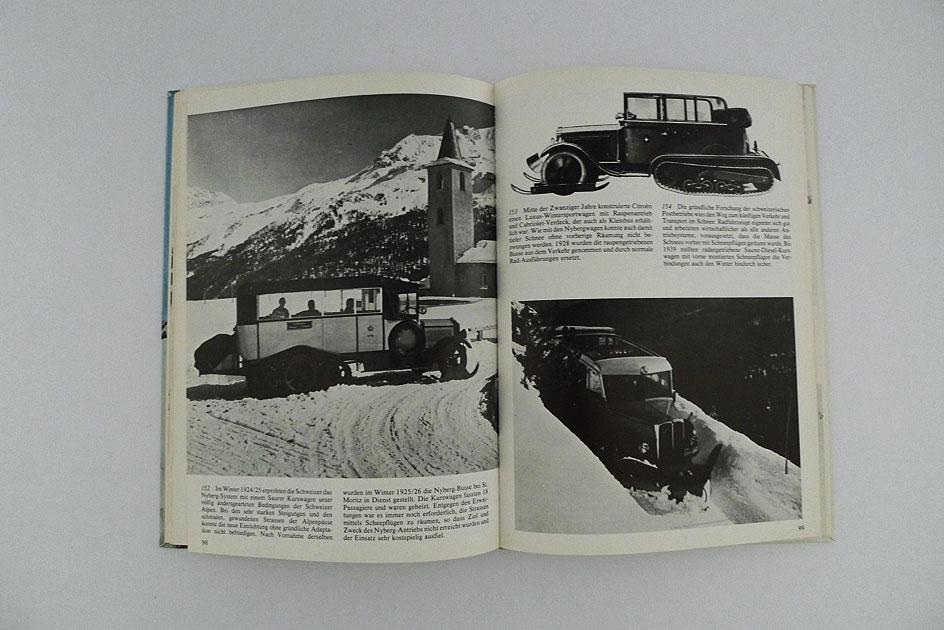 Geschichte des Verkehrs auf Schnee und Eis