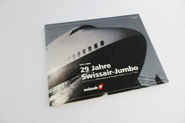 29 Jahre Swissair-Jumbo