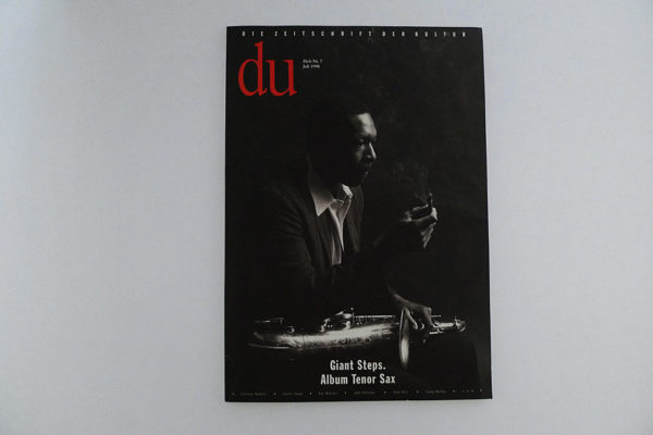 DU; Giant Steps. Album Tenor Sax