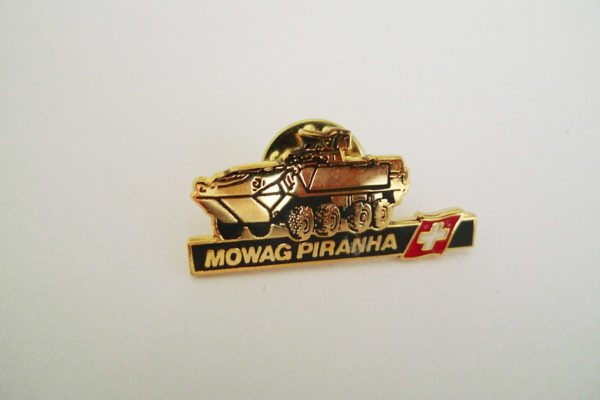 Pin Mowag Piranha