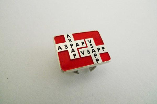 Pin ASPAP VSAPP