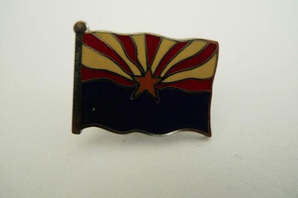 Pin Flagge Arizona USA
