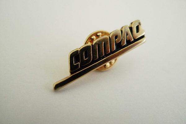 Pin COMPAQ