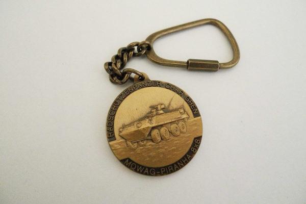 Schlüsselanhänger MOWAG PIRANHA 8x8