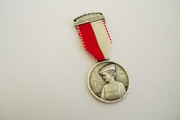 Medaille E.K.S.V. - S.F.T.P.C. 1972